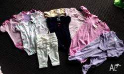 Heaps of Baby Clothes in really good condition. $2-$5