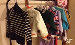 A lot of Baby Clothing & Gilr Clothing (up to 6 years),