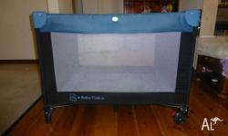 Easy to assemble travel portable cot ? Easy clip on