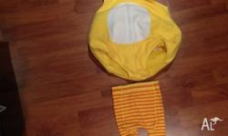 Baby Duck Costume Size 12months From America Carters