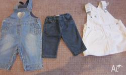 3 - 6 Mth Country Road Jeans Size 80 (Aprox 6 mth -12