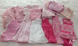 Baby Girl Clothes Size 00. In excellent condition. No
