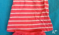Baby Gap 3-6 month top and bloomers set. Additional