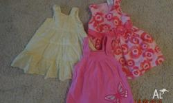 BULK LOT BABY GIRL CLOTHES. $25 lot (10 items).