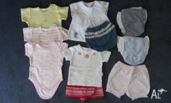 A few baby basics for sale in perfect condition. Bundle