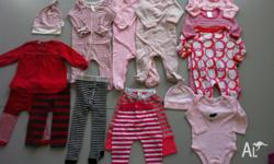 from a smoke free home. clothes from pure baby,