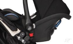 Allows you to use your car seat with your stroller