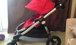 2012 Baby Jogger City Select Pram in excellent
