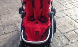 Baby Jogger City Select for sale. Brought in 2012 but