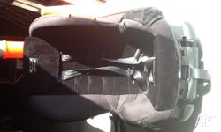 Used baby love car seat newborn to 4+ sits both ways in