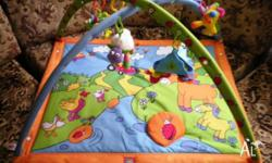 Tiny LoveBaby playmat verry good condition. Dimentions