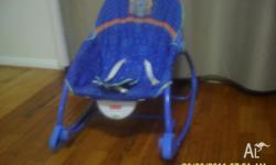 On offer, Fisher Price Rocker from Toys R Us, original