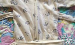 Baby winter sleep bag size 0