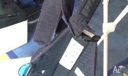 Navy blue new born baby sling only used a few times.