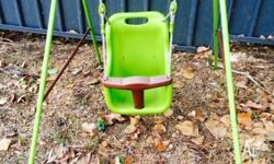 Cute little Swing that suits Courtyard or Play area..
