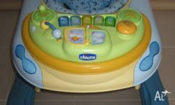 Baby walker Chicco in very excellent, clean, fully
