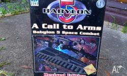 Mongoose Babylon 5: A Call to Arms Game Revised