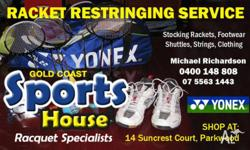 Agent for Yonex, Victor, Apacs Adidas sports, quality