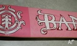 Bam Skateboard Was a 21st gift in 2003, never been