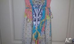 Gorgeous Bardot Junior girls dress worn only once,