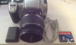 For sale is my excellent condition Canon 350D digital
