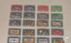 For sale is a huge variety of pre loved video games!