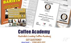 Accredited Barista Courses & Certifications in