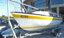 BARONESS 22 - PRICED TO SELL! Wonderful example of
