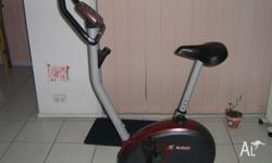 Basic exercise bike - super for someone who isn't sure