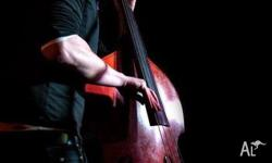 - Bass Guitar Lessons (Beginner to VCE) - Double Bass