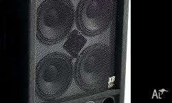 BASS CABINET CROSSOVER All Genz Benz bass cabinets