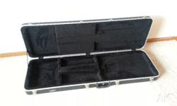 Bass guitar hard case as new never used excellent