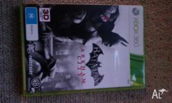 Batman Arkham City - Xbox 360 In excellent condition.