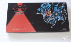 I have for sale the Batman & Robin Board Game from