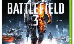 Selling my copy of battlefield 3 on Xbox 360, games in