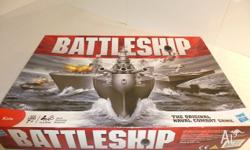 "We inherited this board game ""Battleship"" from Hasbro"