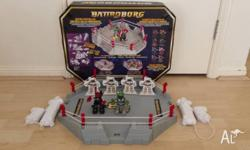 Battloborg for sale. Good condition. Very