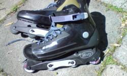 Specialised aggressive inline skates worth $300 in