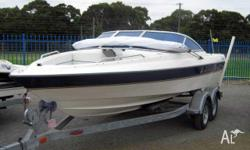 2003 Model Bayliner 195 Classic Bowrider Mercury 135Hp