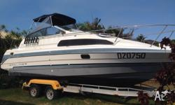 Bayliner 2655 full cabin with 350 mercruiser needs