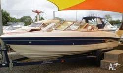 BAYLINER 2050, BAYLINER 2050 BOWRIDER WITH A 5 LTR