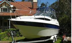 BAYLINER 245 SPORTS CRUISER 2004 IN VERY VERY GOOD
