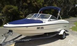 2004 Bayliner 175 Bowrider Rarely used. Excellent
