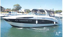 BAYLINER (F/glass) 340, 2008, delivered May 2009 model,