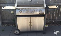 Selling 5 burner BBQ Famous Jumbuck Brand .. including