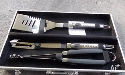 hi, I have a bbq Accesories set brand new in condition