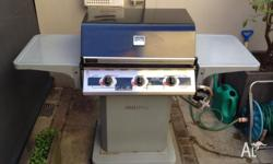 PRICE REDUCED!!! MUST SELL This Cordon Bleu 3 burner