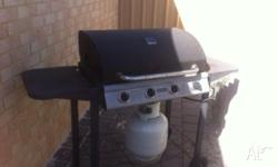 Bbq for sale, it's about a year old but works