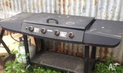 This BBQ was only used for last summer, it's still got