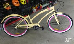 We sell all kinds of Beach Cruisers and Vintage Bikes,